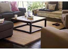 anji mountain bamboo rectangular pearl river area rug
