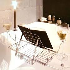 bathtub book holder picture of bathtub book holder bathroom bath tub wine glass holder bathtub wine