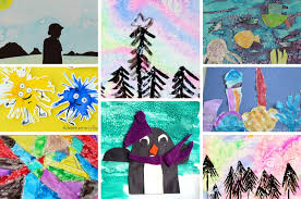these watercolor painting ideas will inspire you and your kids to create and have fun