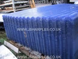 1 mini box profile corrugated pvc clear roof light