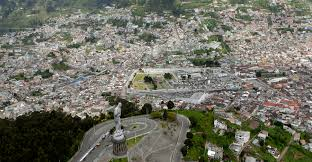 Image result for quito aerial view