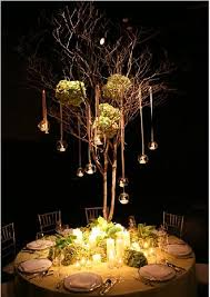 centerpiece w branches Jeff Leatham
