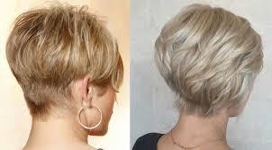 Coiffure Classe Cheveux Court Coupe Cheveux Degrade
