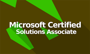 Microsoft Certified Solutions Associate Ncti