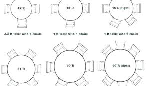 60 round table seating 6 foot round table modern seating capacity designs within 5 with idea 60 round table