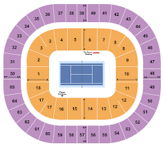 Melbourne Rod Laver Arena Seating Chart Buy Australian Open Tickets Seating Charts For Events