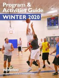 Winter 2020 Program Activities Guide By City Of Waterloo
