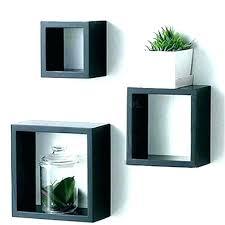 square wall shelves ideas wall shelves cube box floating shelf black amazing ideas 4 the best square wall shelves