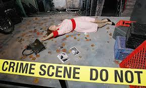 Resultado de imagen para escena de crimen imagenes