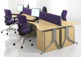 office desk space.  office the small widths available add to the spacesaving appeal compact wave  desks offer flexibility of placing a pedestal deep or shallow either side with office desk space