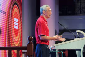Lee Hsien Loong Birth Chart As Industries Undergo Transition Workers Will Not Be Left