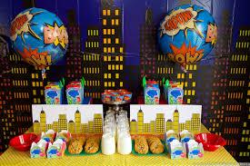 Pj Mask Party Decoration Ideas PJ Masks Party Ideas and Printables Moms Munchkins 35