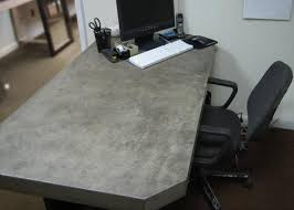 office table tops. Concrete Tables Table Tops Trueform Custom Work With Office Desk Prepare 8 D