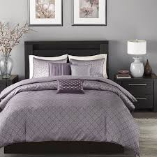 33 winsome inspiration grey and purple duvet cover madison park morris set free today gray