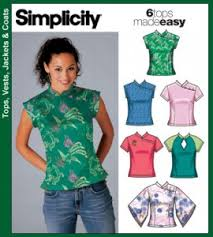 Simplicity Blouse Patterns Magnificent Simplicity Blouse Patterns Blouses All Here