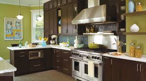 Dynasty Omega Kitchen Cabinets Shaker Style Cabinets In A Contemporary Kitchen Omega