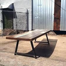 steel dining table frame steel dining table frame steel dining table frame handmade wooden pallet dining steel dining table frame