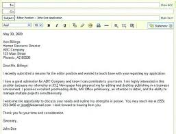 Sending Cv And Cover Letter By Email Fresh Sending A Resume Via