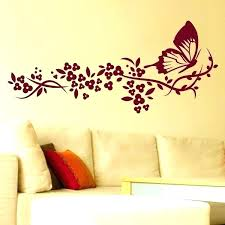 stencil tree wall art fantastic for adornment decor family stencils walls large decals