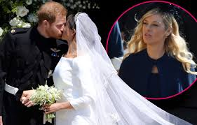 The groom, prince harry, is a member of the british royal family; Prince Harry Ex Chelsy Davy Should Have Been Me Look At Royal Wedding