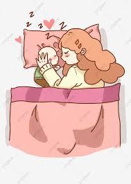 Hình ảnh Mẹ Và Em Bé Xinh đẹp đáng Yêu Con Mẹ Bằng Tay Minh Họa Màu Hồng,  Người Mẹ Xinh đẹp Của, Đứa Trẻ Dễ Thương, Hình Minh Họa miễn phí