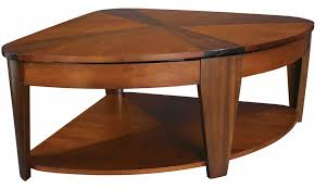 amazing hammary coffee table in oasis wedge lift top hayneedle decor 13