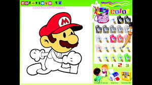 Mario Paint And Color Games Online Mario Painting Games Mario Paint Colors GamesL