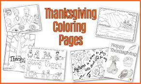If he can easily cope, offer him something. Thanksgiving Coloring Pages Free Printable For Kids