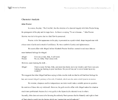 John Proctor the tragic Hero  zuniga  Storyboard SlidePlayer The crucible proctor tragic hero essay Blackberry picking essays pages The  Crucible Essay