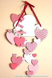paper wall decorations paper wall decorations heart wall decoration breathtaking easy paper decorations for valentines day