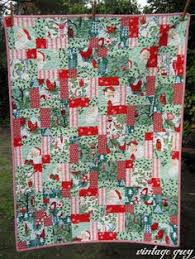 Sampaguita Quilts: Christmas is coming | Quilt Projects & Patterns ... & vintage grey - Christmas quilt Adamdwight.com