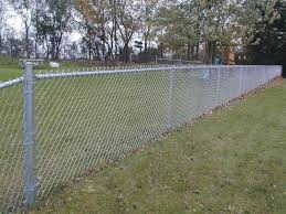 metal chain fence. Plain Chain Yard Chain Link Fence Anchors With Metal