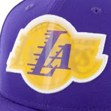 Download, share or upload your own one! New Era 9fifty Los Angeles Lakers Logo Change Snapback Hat Purple Billion Creation
