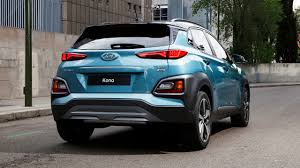 Hyundai Kona Electric: Two Battery Options, Up To 210-Mile Range