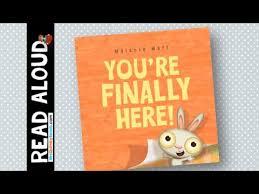 You're Finally Here | Melanie Watts | Read Aloud - YouTube