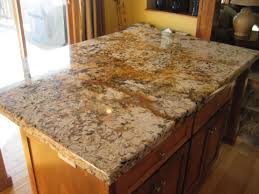 Kitchen Island Tops Ideas Granite Countertops Granite At Beatiful Kitchen Island Minimalist