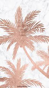 White and Rose Gold Wallpapers - Top ...