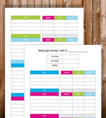 Budget Layout Example 12 Simple Budget Templates Free Sample Example Format Download