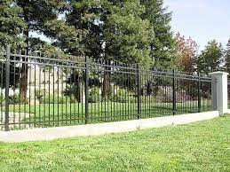 best security fence for home defense