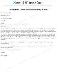 Pics Photos Sample Invitation Attend Fundraising Event Sponsorship