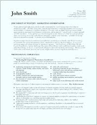 Project Coordinator Objective Awesome Project Coordinator Resume
