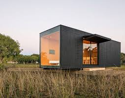 Small Picture 27 Modern and Minimalist Prefab Homes Glass houses Cabin and