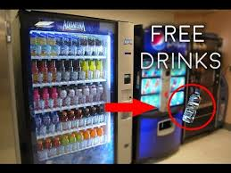 How To Get Free Money From Vending Machine Amazing Allied Vending Video YouTube