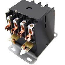 4 pole contactor electrical test equipment siemens replacement contactor 4 pole 30 a 208 240v age 42bf25agbbr by packard