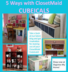 the popular cubeicals range is the perfect solution to your storage needs all around the home here we explore several ideas of how to use your cubeicals