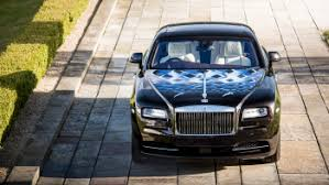 Going Mobile Custom Rolls Royces Inspired By British Rock Autoblog
