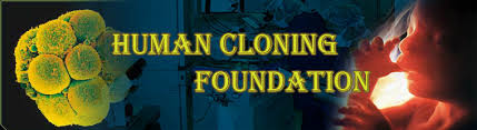 human cloning foundation home page