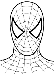Small Picture Spiderman Coloring Pages Ideal Spiderman Coloring Pages For Kids