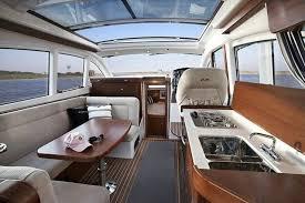 boat interior restoration | Boat Interior Design, Designer Luxury Boats And  Yachts | Boat | Pinterest | Luxury boats, Boat interior and Boating