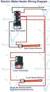 wiring diagram for electric water heater the wiring diagram electric water heater wiring diagram wiring diagram